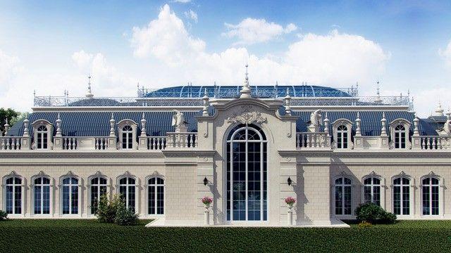 Royal Exterior Design | Exterior design, Mediterranean homes .