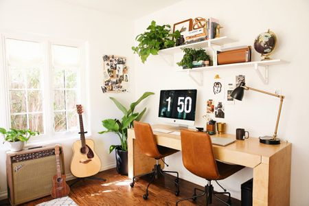 Small Home Office Ideas That Are Surprisingly Styli