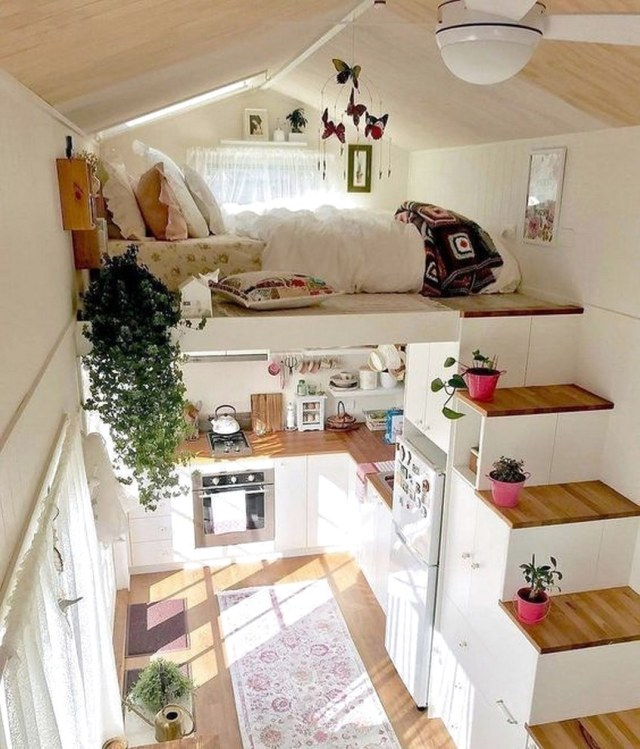48 Best Tiny House Design Ideas - profhomedec