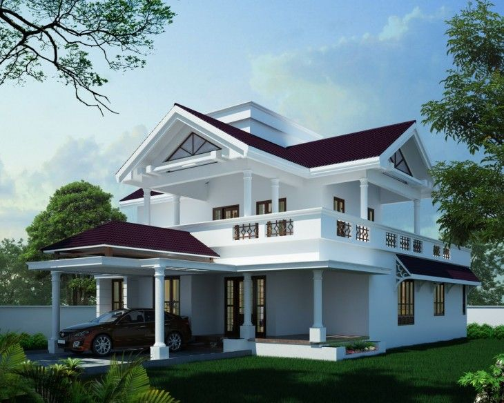 Today Indian Home Design showcase a 3 Bedroom Budget Home design .
