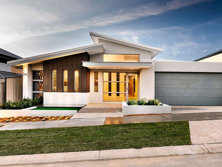 www.switchhomes.net.au | Facade house, House roof design, House ro