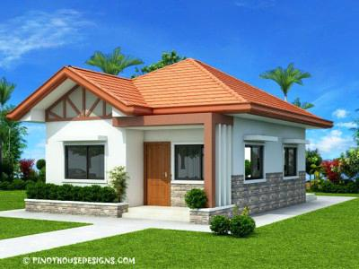 roof design for small house in philippin