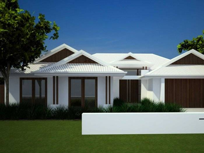 Simple Modern House Roof Design Home Ideas - House Plans | #1782