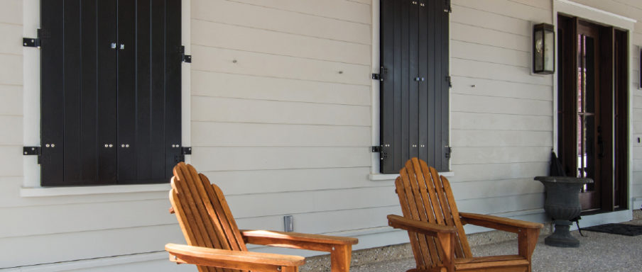Colonial Shutters & Storm Shutters | Armor Storm Protection .
