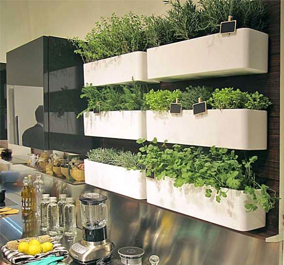 14 Brilliant DIY Indoor Herb Garden Ideas • The Garden Glo