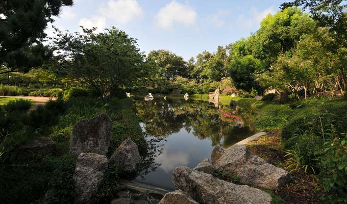 Points of Interest | Hermann Park Conservan