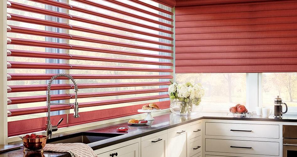 Top 5 Kitchen Window Treatments   Kitchen Window Coverin