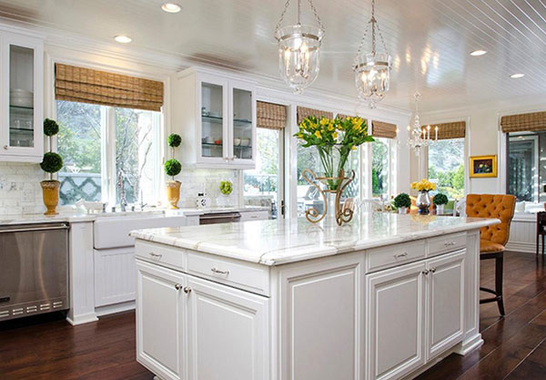 How To Choose The Best Kitchen Window Treatments - Blindsgalore Bl