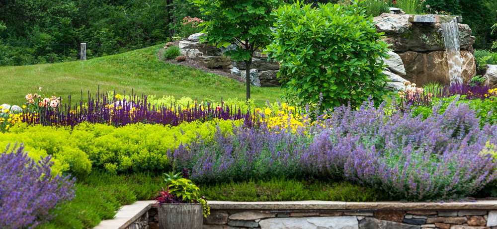 Rebekah Lamphere Hartland Designs Inc Landscape Design .