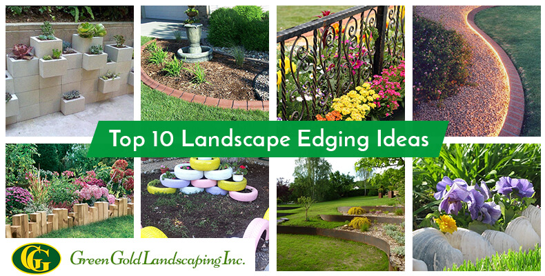 Top 10 Garden and Landscaping Edging Ideas to Watch in 20