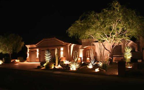 Landscaping Lighting Design