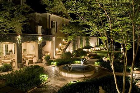Expert Landscape Lighting Services | Andy's Sprinkl