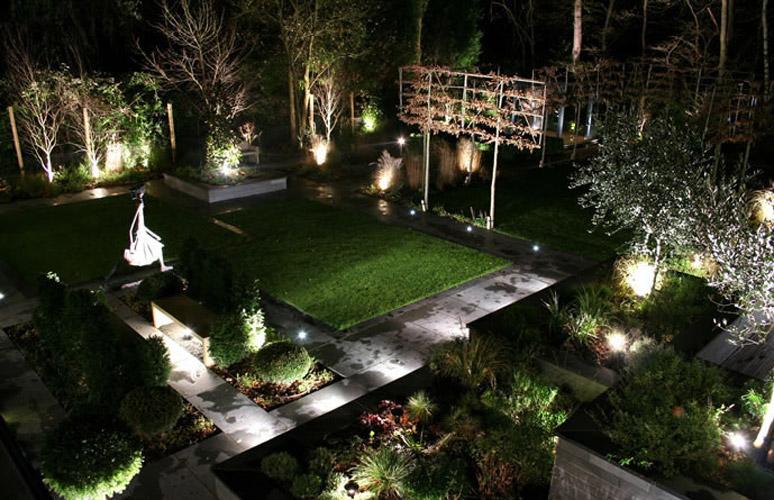 Landscape Lighting Design Ideas 3 | Home & Landscape Desi