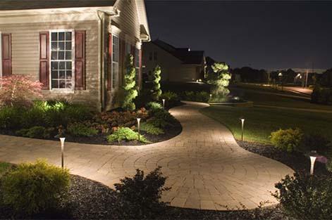 Landscape Lighting: Design & LED Technology | Rutgers NJAES Office .