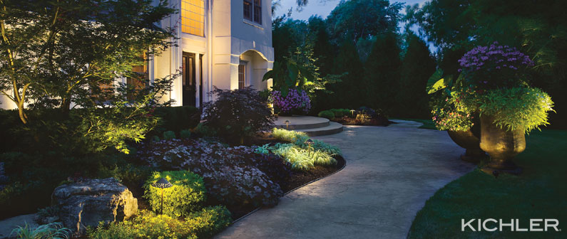 Think Outside the Box – The Secret to Outdoor Lighting Design .
