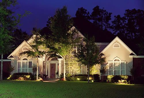 The benefits of landscaping lighting is it helps extend your .