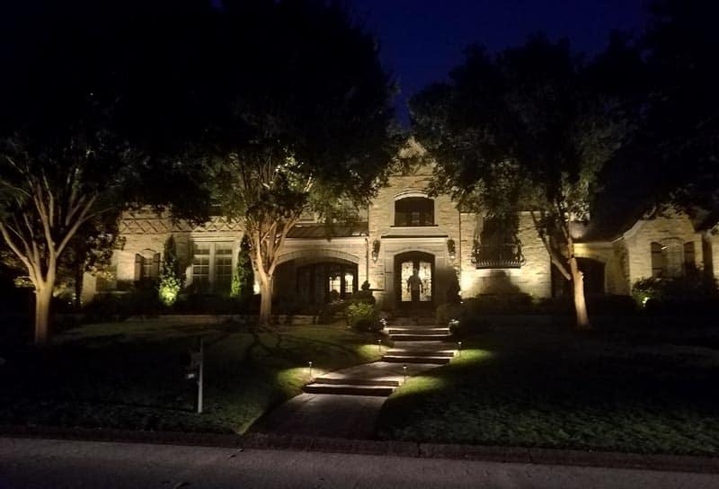 Landscape Lighting in Austin TX | Enhanced Outdoor Lighti