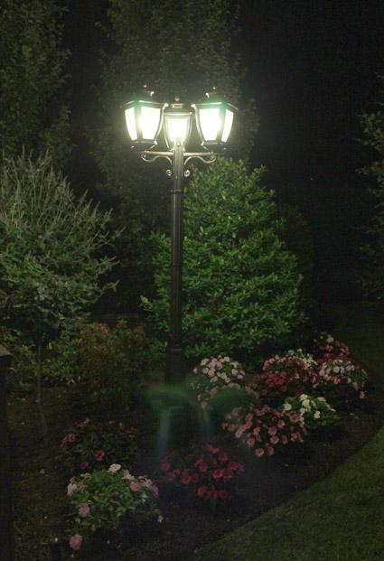 Light up your landscape • Pre