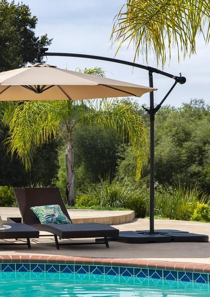 large patio umbrella with stand - 64% OFF - naonsite.c