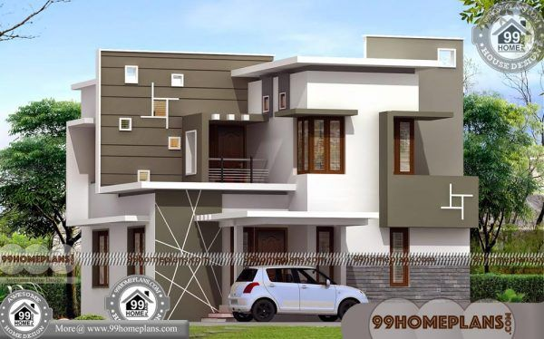 Latest House Designs with 3D Elevation Plans Ideas & 70+ .