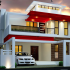 Compound House Latest Design | 2 storey house design, Duplex house .