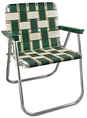 Amazon.com: Lawn Chair USA Aluminum Webbed Chair (Picnic Chair .