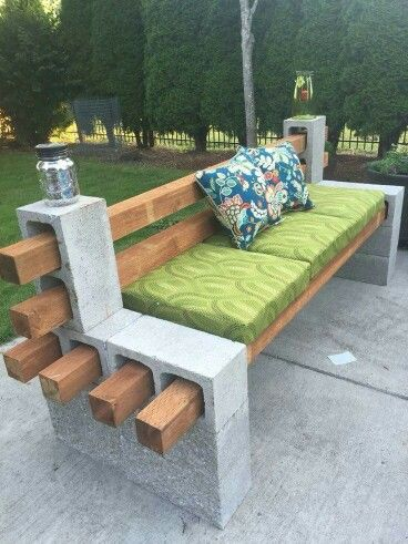 13 DIY Patio Furniture Ideas that Are Simple and Cheap ~ Bees and .
