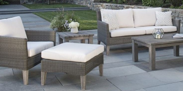 Patio Design Trend: Bring the Indoors Outside - Luxury Outdoor .