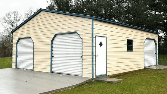 Metal Garage Prices - Updated Prices of Steel Garages at Low Co