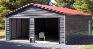 Metal Garages for Sale | Free Installation of Steel Garage Buildin