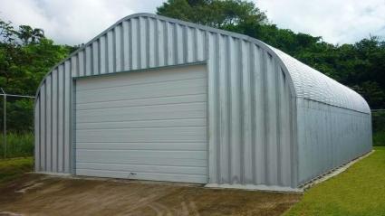 16' x 20' x 12' Metal Residential Garage General Storage Buildi
