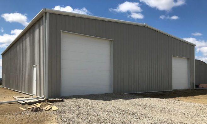 Metal Storage Buildings | Titan Steel Structur