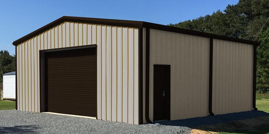 30x30 Steel Storage Building Pricing | 30x30 Metal Building | Renega