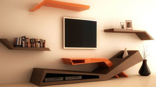 Tv unit modern tik_art | Furniture design modern, Contemporary .