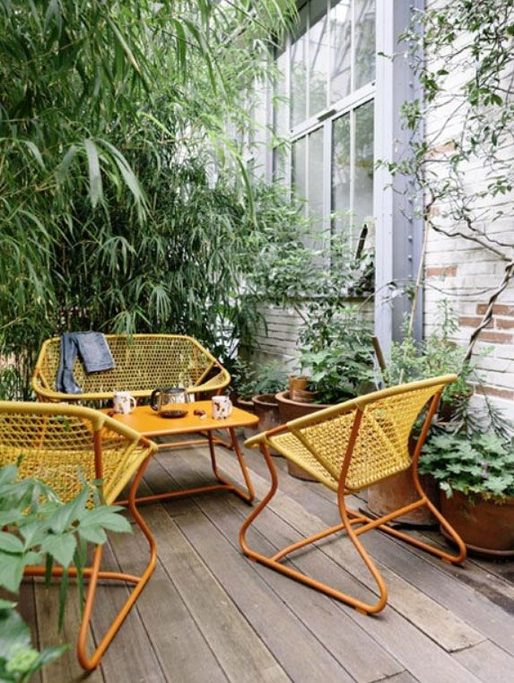Pin by Nature | City Co. on Patio | Modern outdoor furniture .