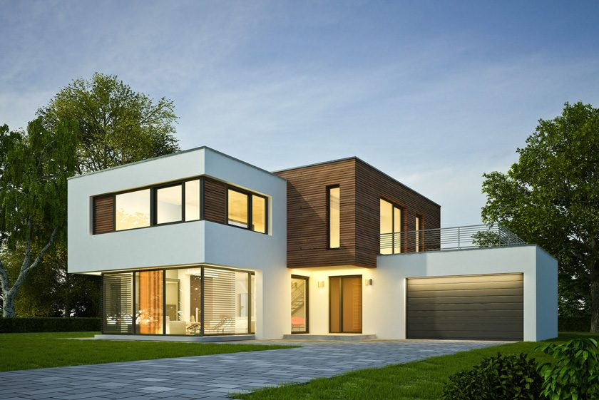 Contemporary vs Modern Homes: The Difference   Structure Ho
