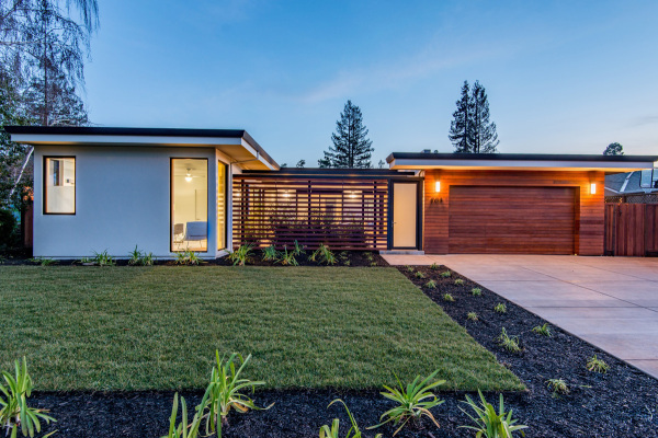 Form or Function? Have both when you build a modern ho