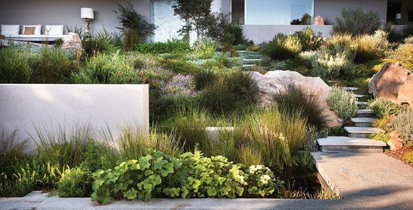 Modern Landscaping - Rees Roberts + Partners | Plastolux .