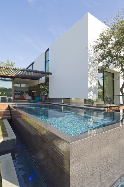 modern design+build & modern pools, inc. | pool design .