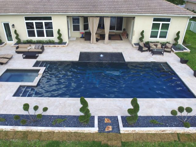 Contemporary Pools South Florida | Contemporary Pool Design Fort .