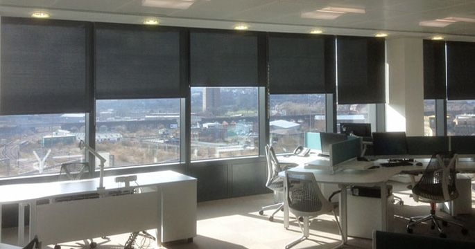 Image result for blinds for commercial office | House styles .