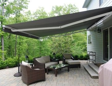 Retractable Awnings Design Ideas, Pictures, Remodel and Decor .