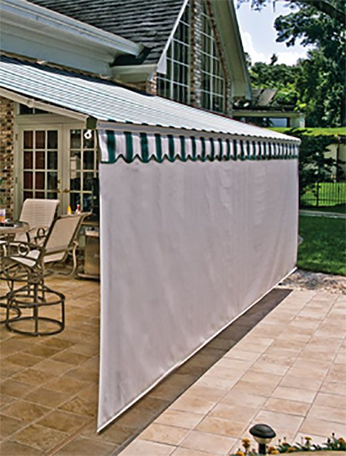 Retractable Awnings | Screens | Patio Awning | Sunesta | Patio .
