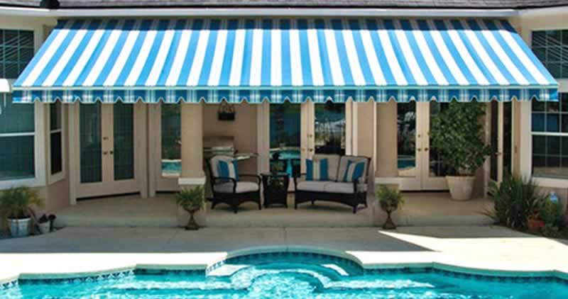 You Can Get Beautiful New Outdoor Awnings Installed Today .