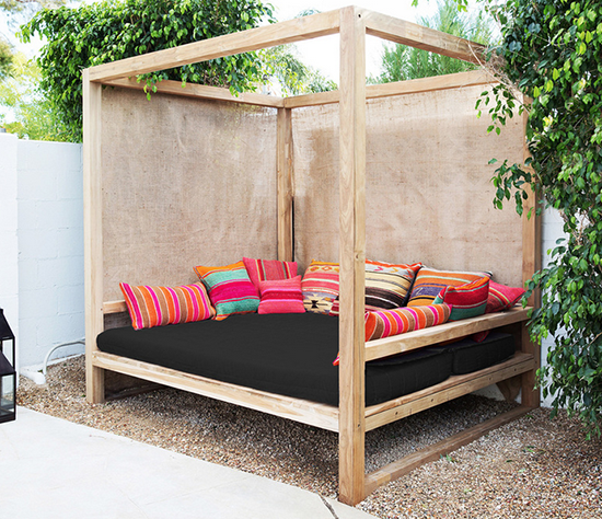 Daydreaming: Outdoor Beds | Centsational Style | Outdoor beds .