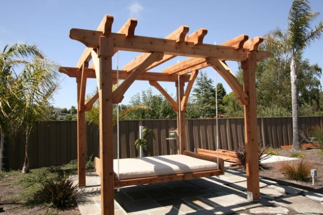 19 Delightful Outdoor Bed Designs For Ultimate Relaxati