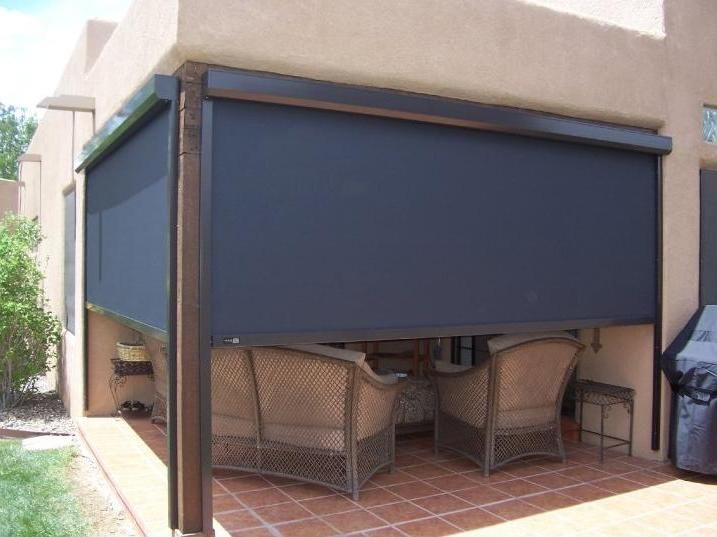 Budget Blinds - Custom Window Coverings | Patio shade, Outdoor .