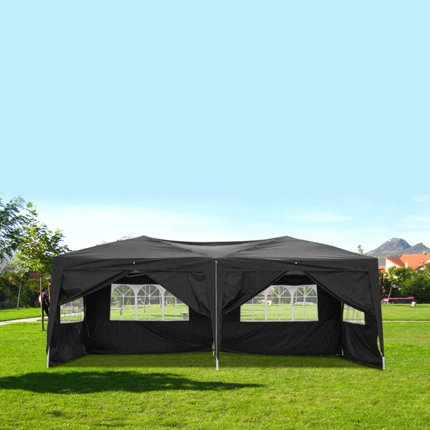 Topcobe 10' x 20' Canopy Tent Tents and Canopies Outdoor Tents and .