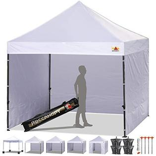 abccanopy Deluxe ABCCANOPY Pop-up Canopy Tent 8x8 Commercial .