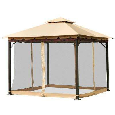 Beige / Cream - Canopy Tents - Canopies - The Home Dep